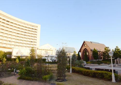 シェラトン・グランデ・東京ベイ・ホテル